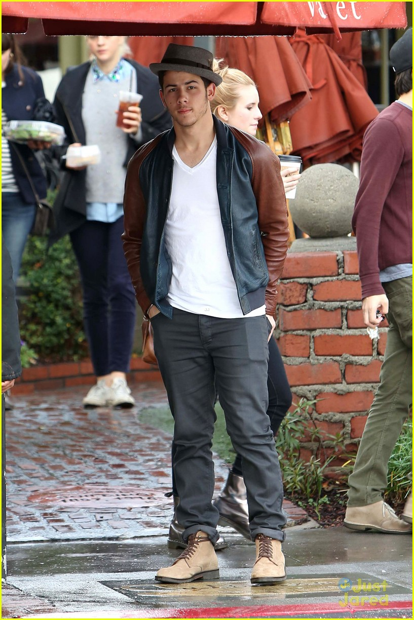 joe jonas blanda brothers lunch 22