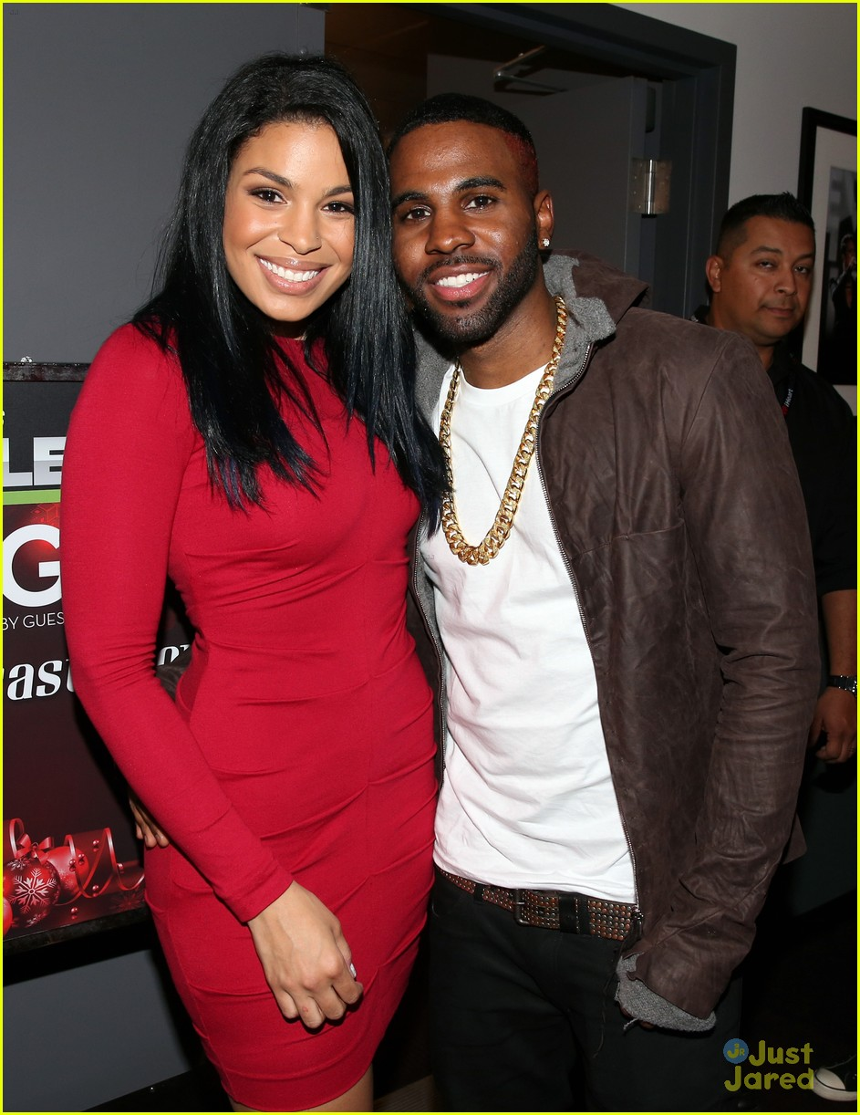 jordin sparks jason derulo jingle ball 06