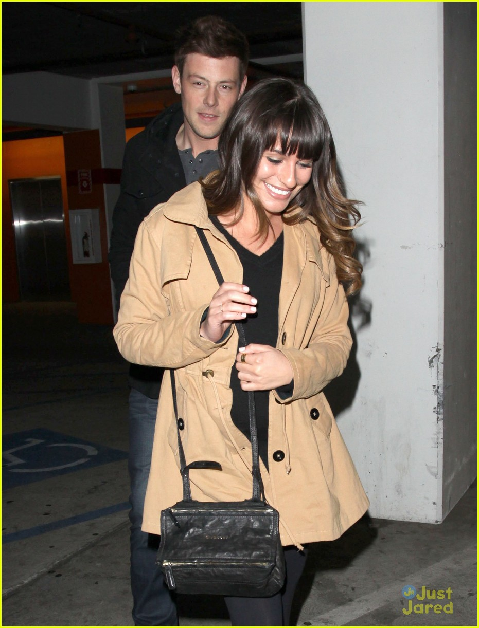 lea michele cory monteith movies 01