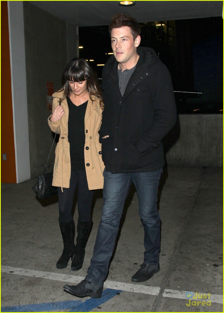 lea michele cory monteith movies 12