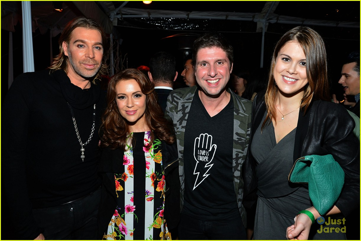 lindsey shaw chaz dean party 06