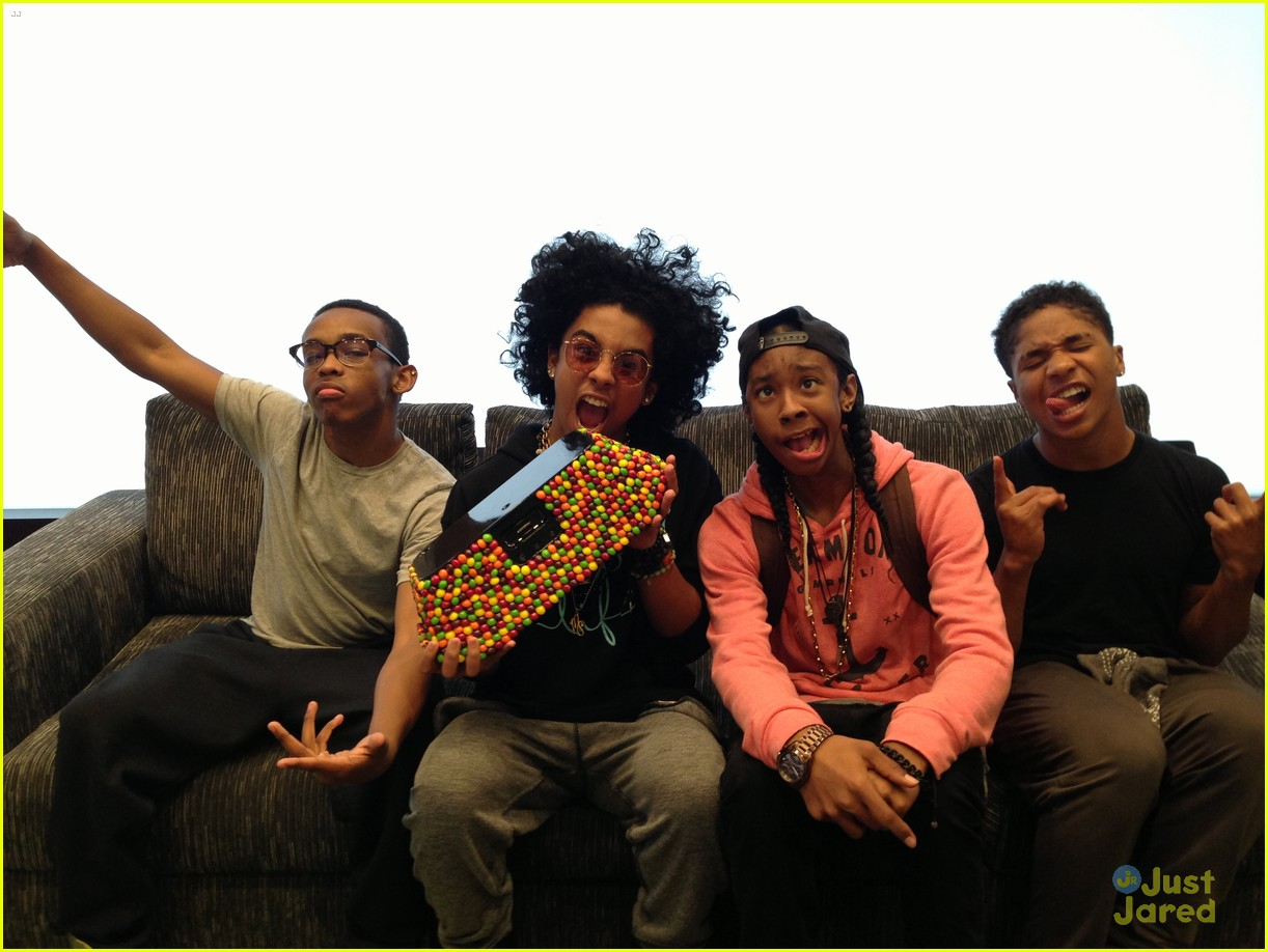mindless behavior skittles 01