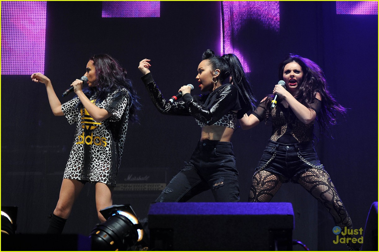 little mix jingle bell ball 22