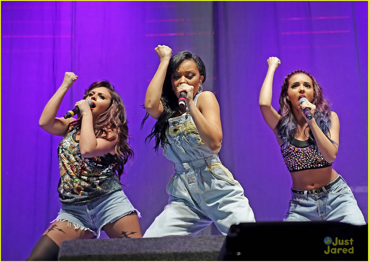 little mix radio city live 08