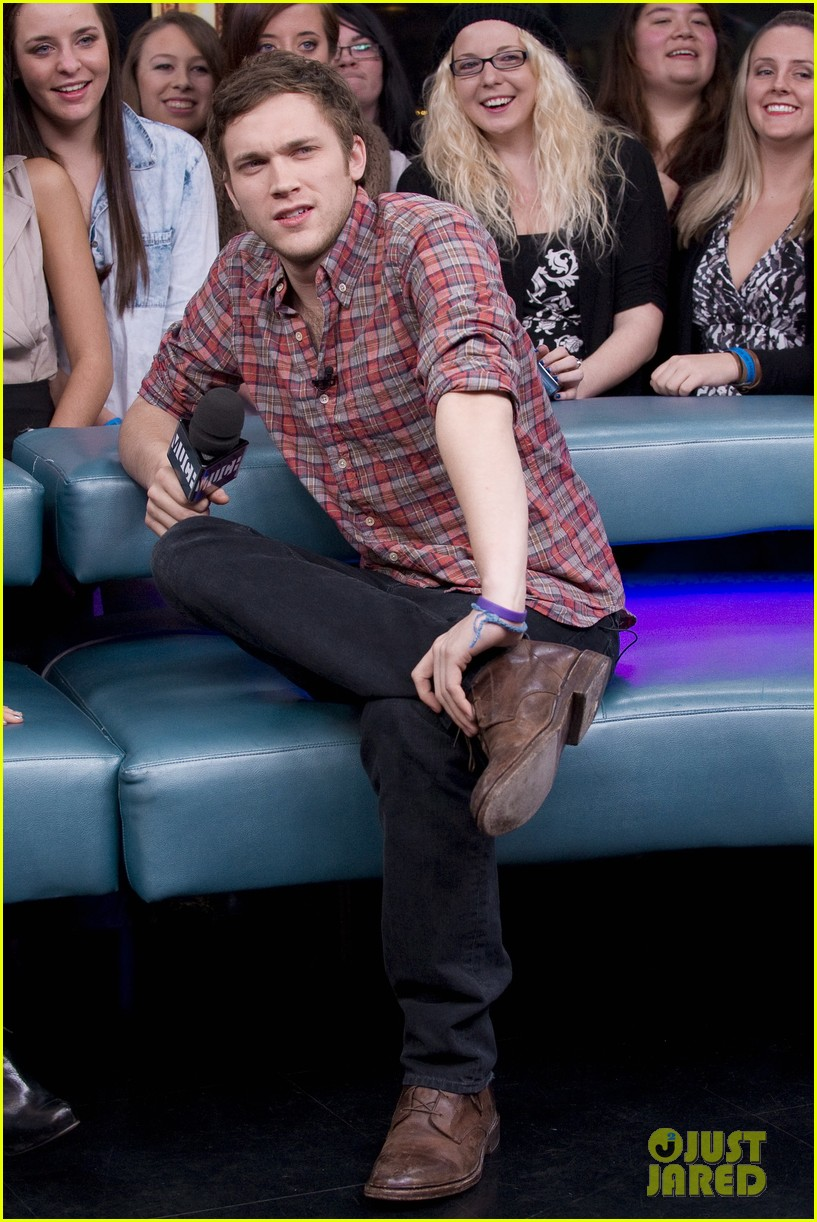 phillip phillips muchmusic studio stop 16