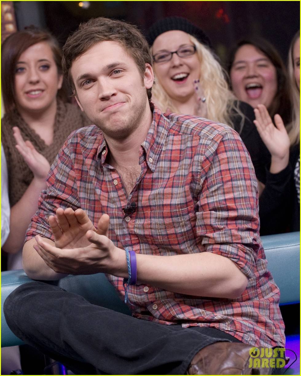 phillip phillips muchmusic studio stop 20
