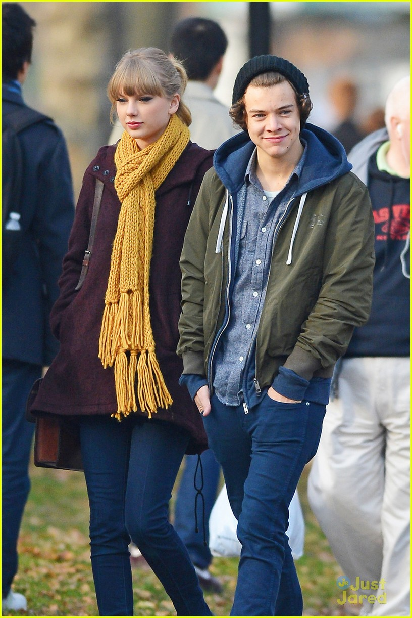 taylor swift harry styles zoo nyc 10