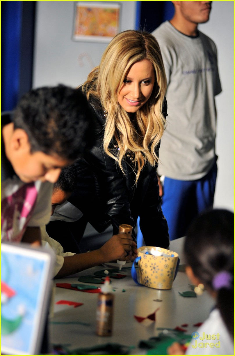 ashley tisdale puma las best 07