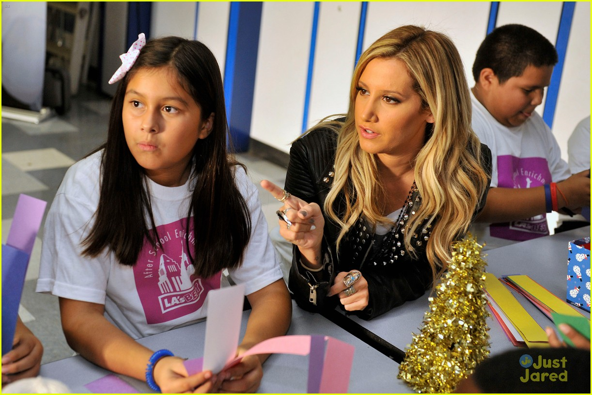 ashley tisdale puma las best 09
