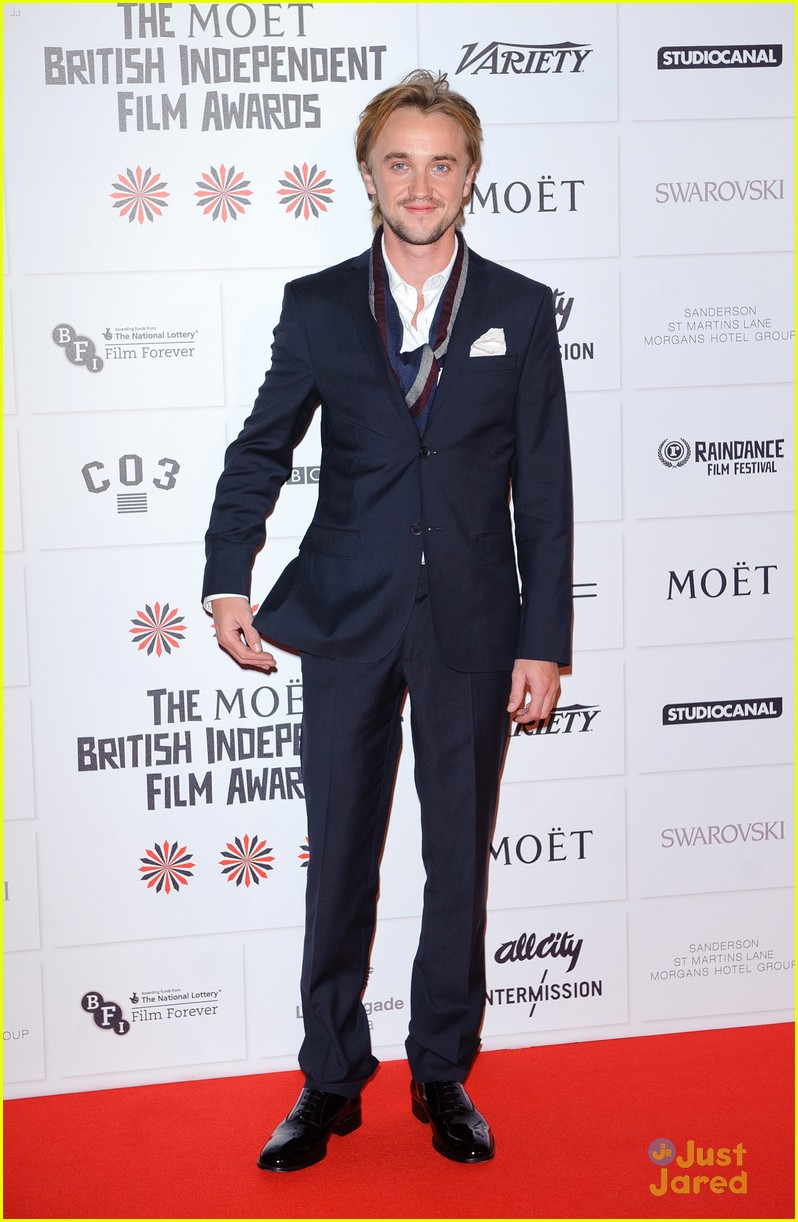 tom felton bifa awards 07