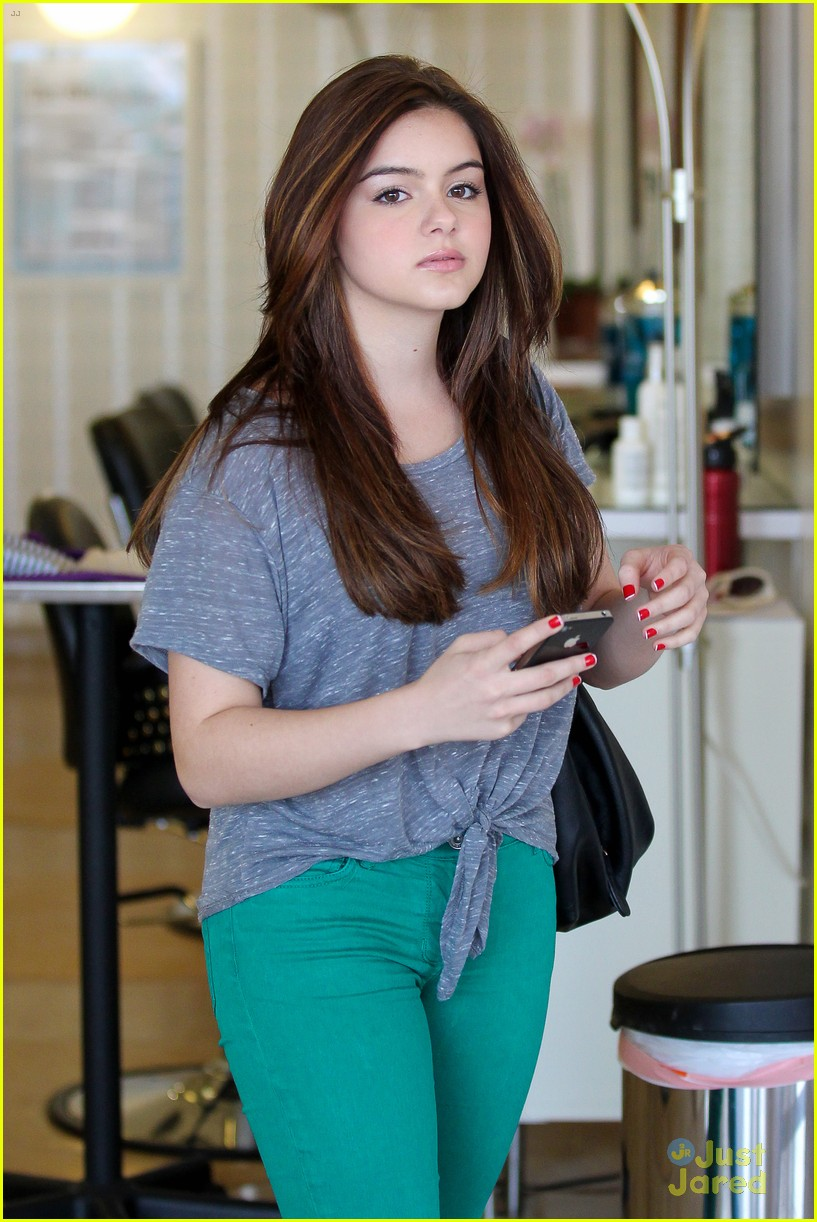 ariel winter hair trader joes 11