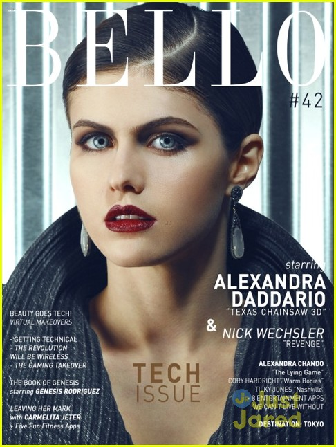alexandra daddario bello mag tech 01