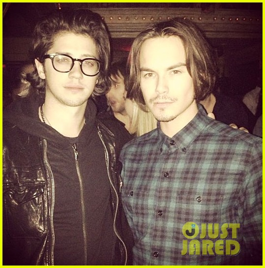 tyler blackburn chris galya pedicure buddies 04