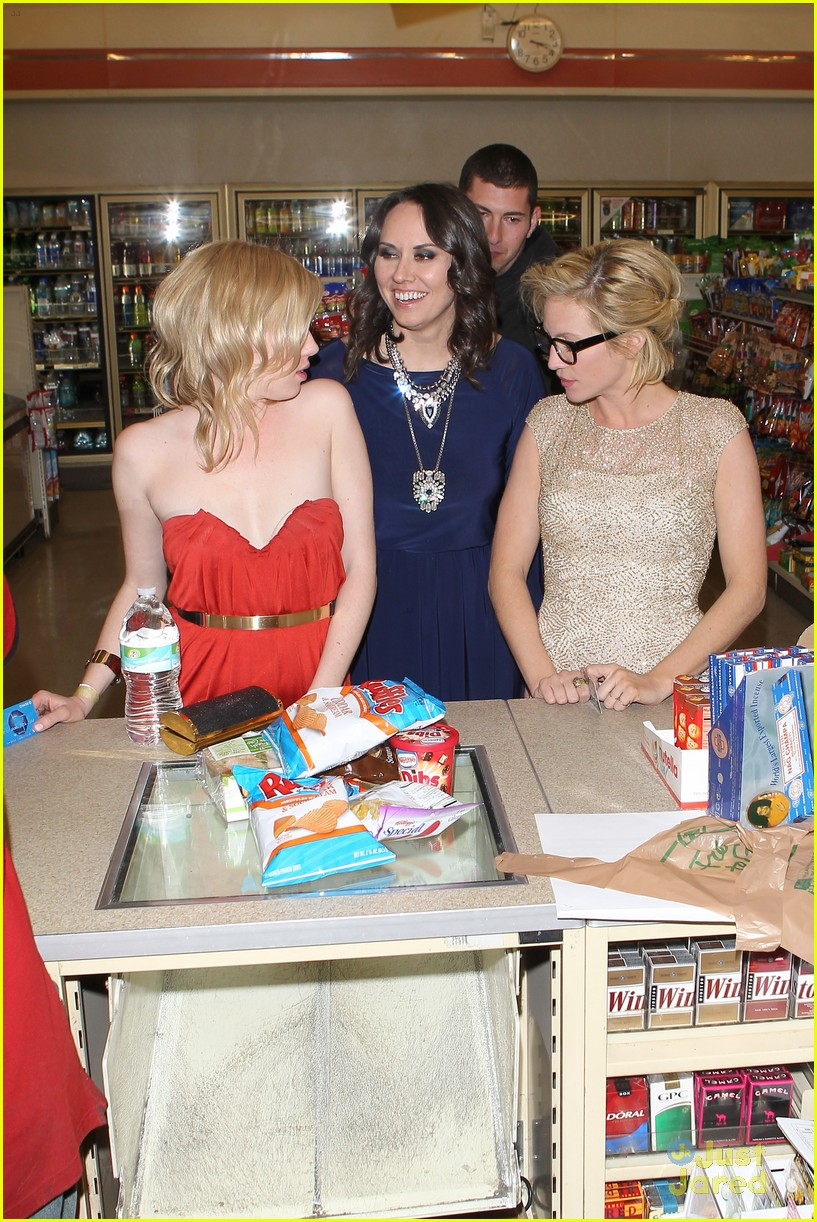 brittany snow snacks gg party 14
