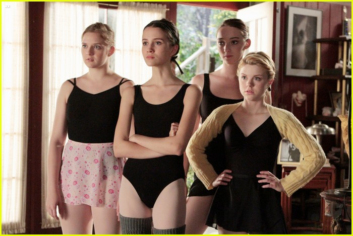 bunheads channing tatum stills 13