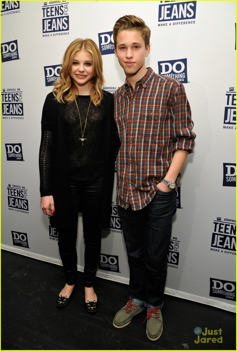 chloe moretz ryan beatty teens jeans 16