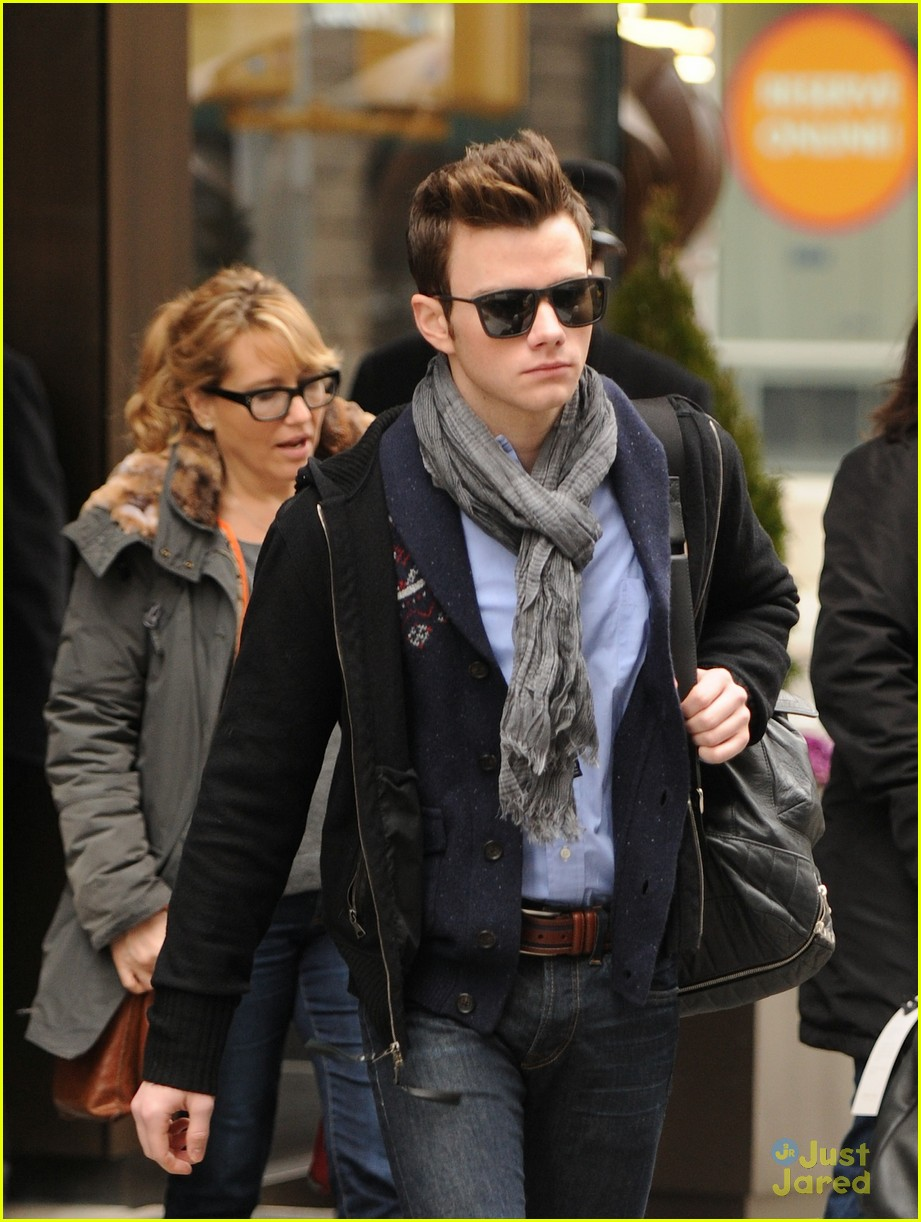 chris colfer struck nyc promo 04