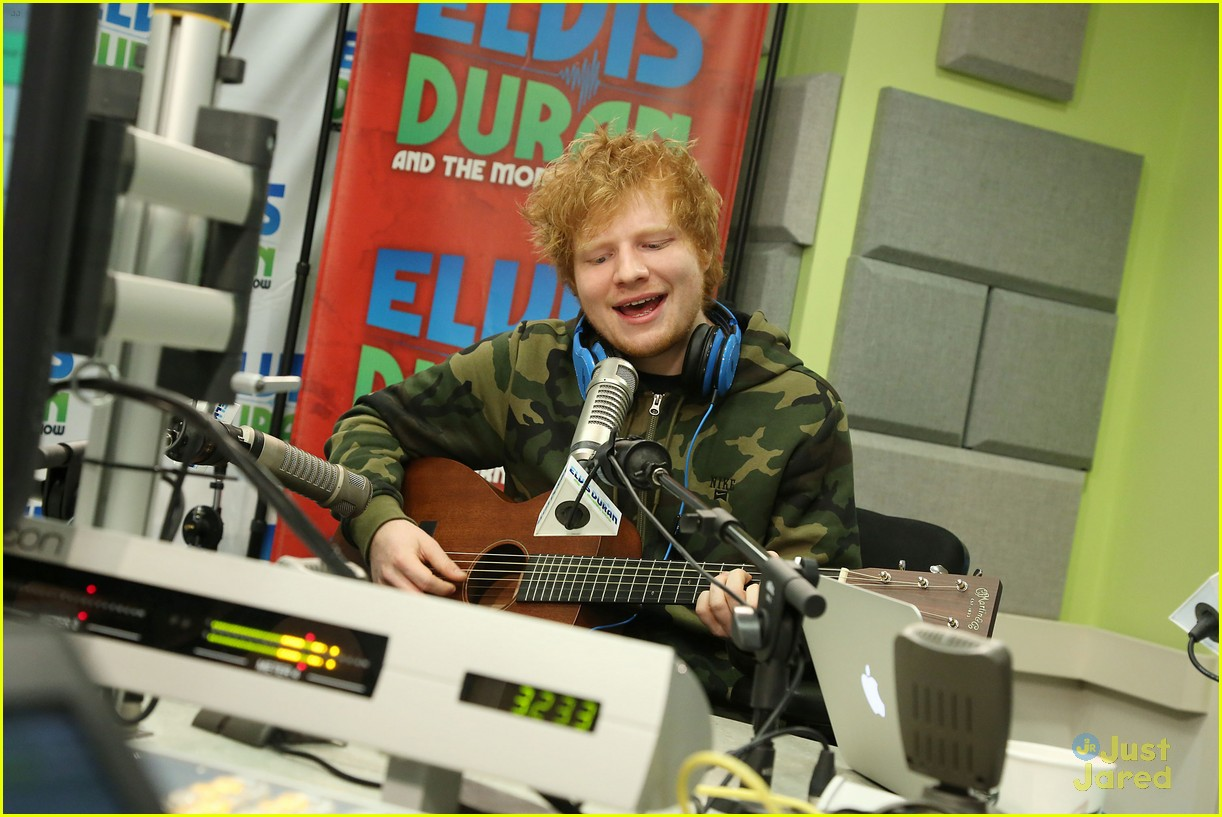 ed sheeran duran radio 08