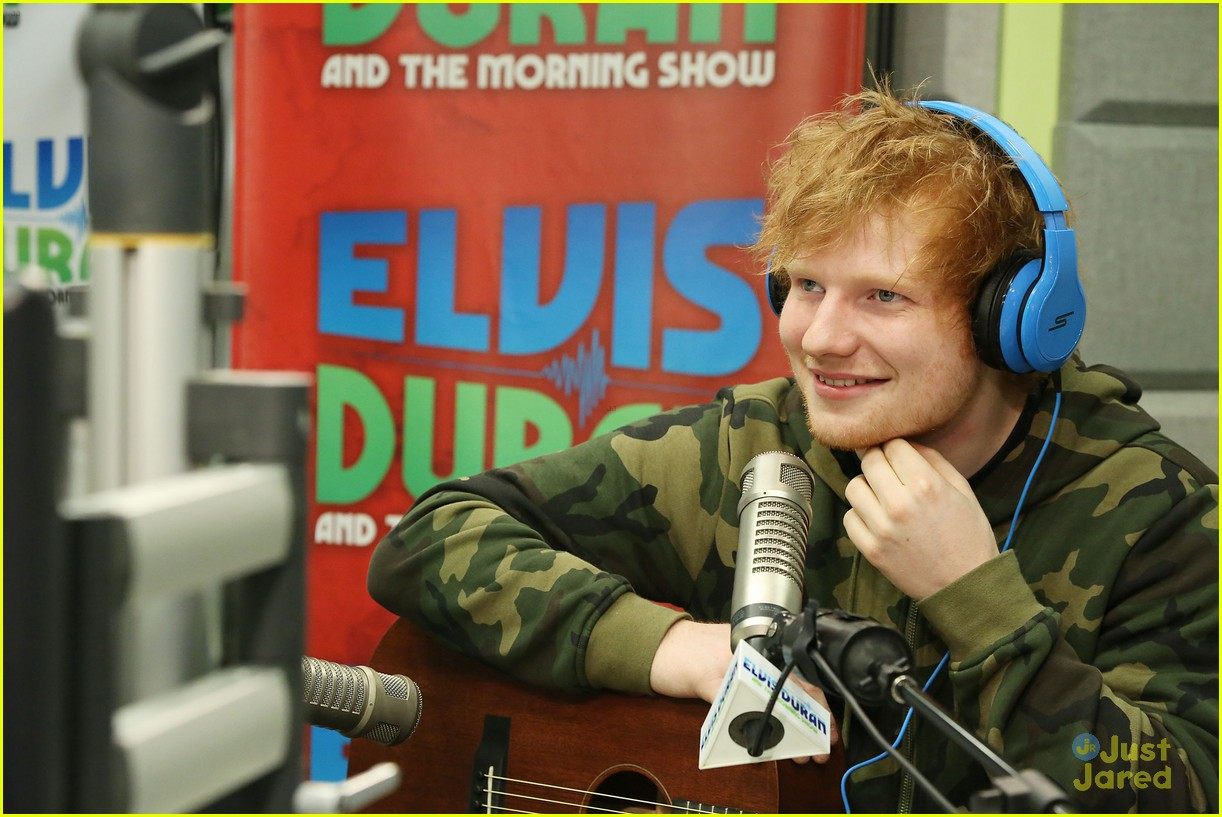 ed sheeran duran radio 13