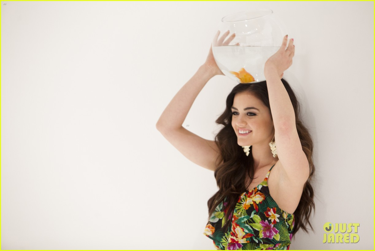 lucy hale bongo spring 2013 campaign 20
