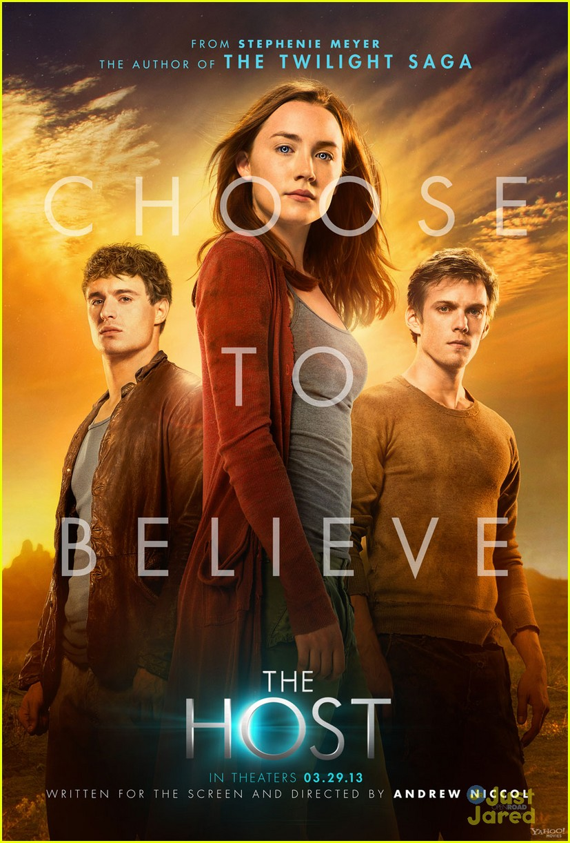 the host movie posters 01