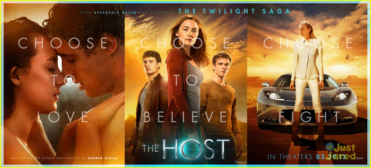 the host movie posters 03