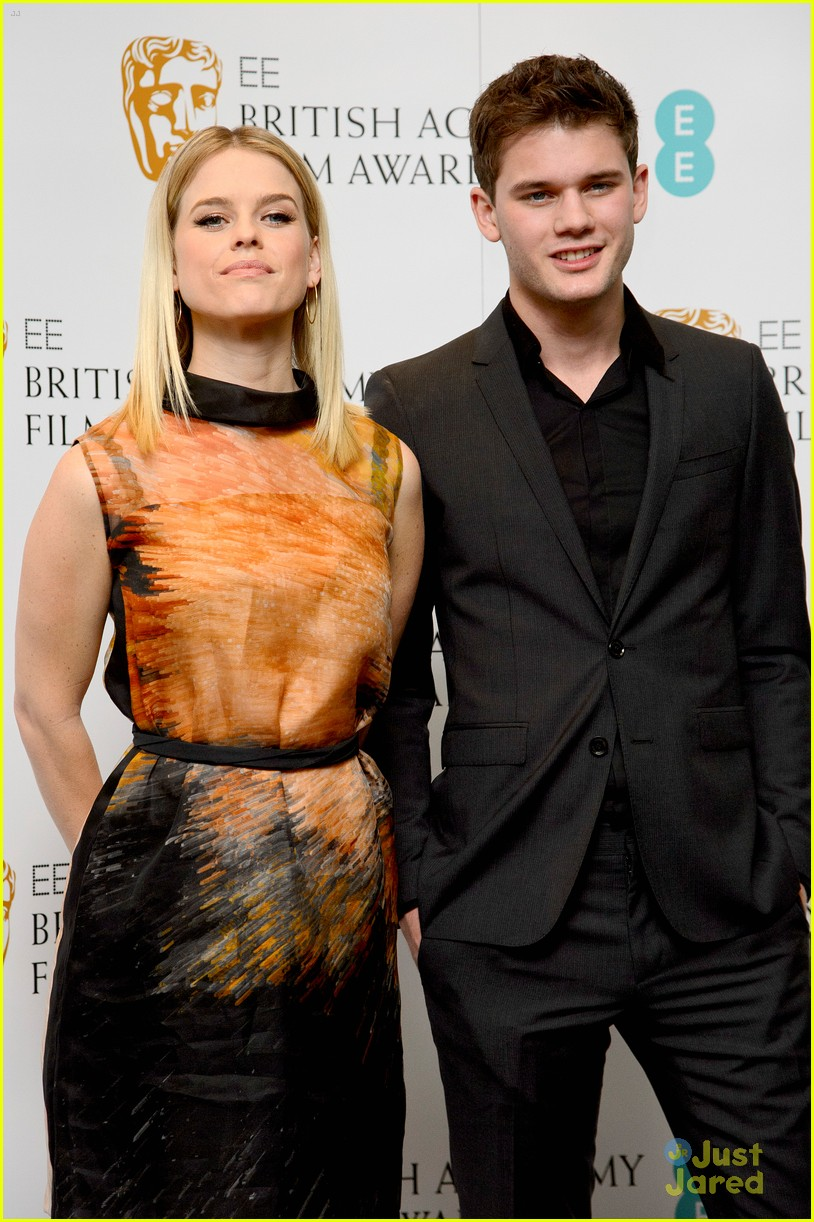 jeremy irvine bafta nominations 11