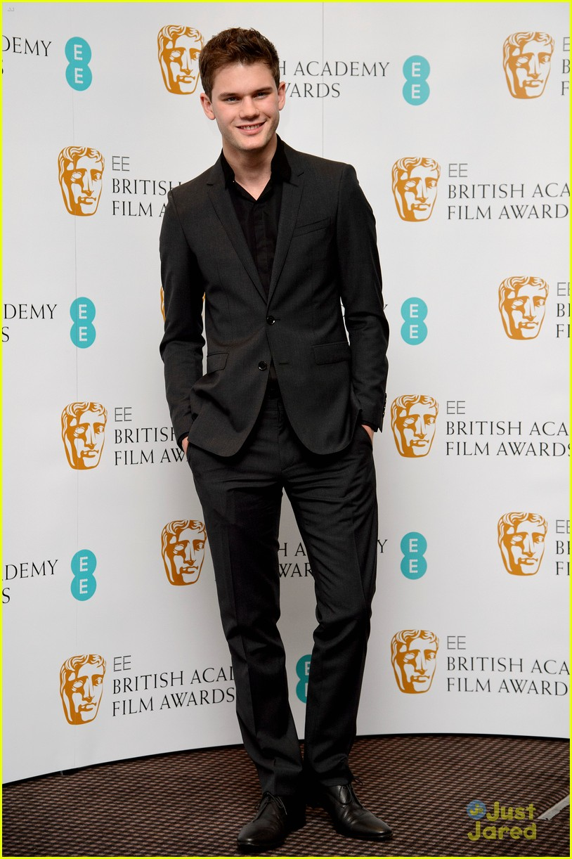 jeremy irvine bafta nominations 13