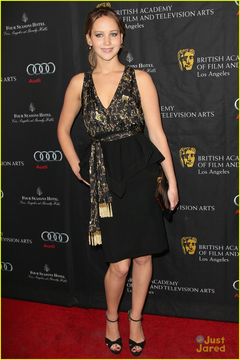 jennifer lawrence bafta wmag parties 11