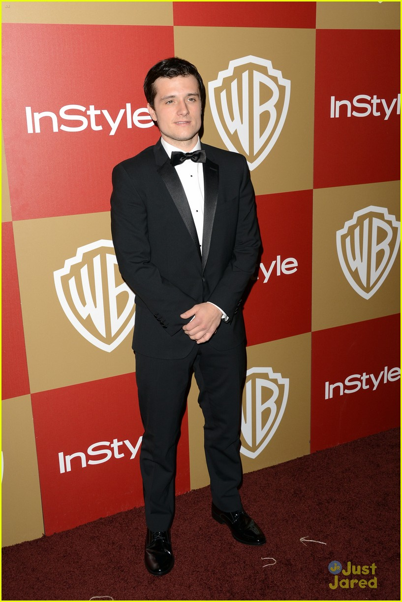 josh hutcherson instyle gg party 01