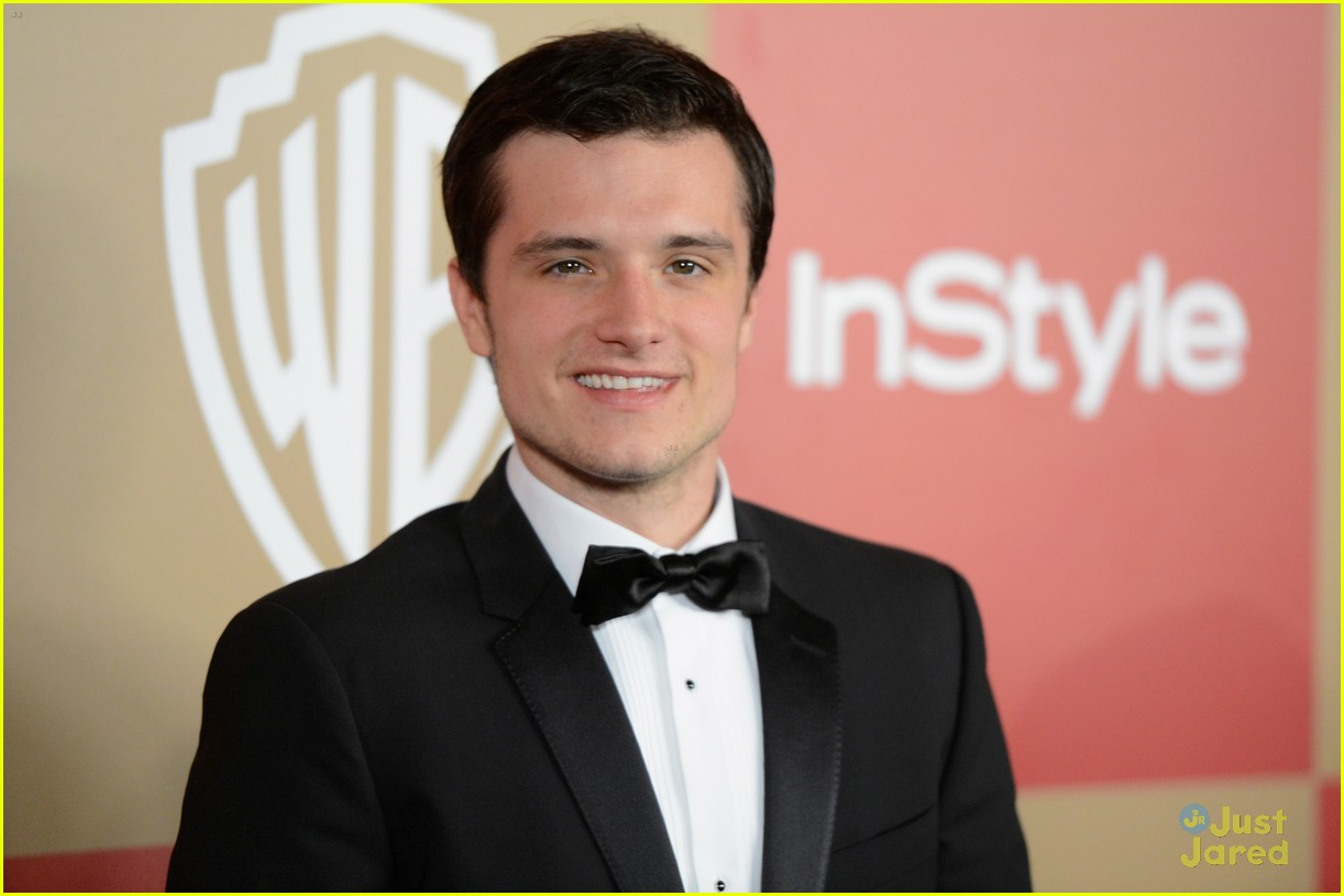 josh hutcherson instyle gg party 09