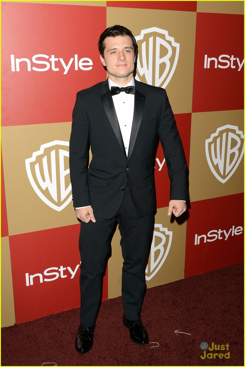 josh hutcherson instyle gg party 11