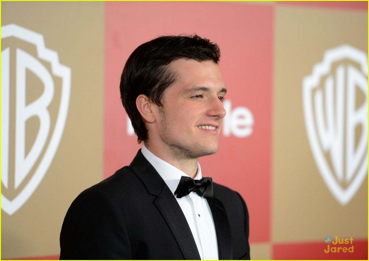 josh hutcherson instyle gg party 16
