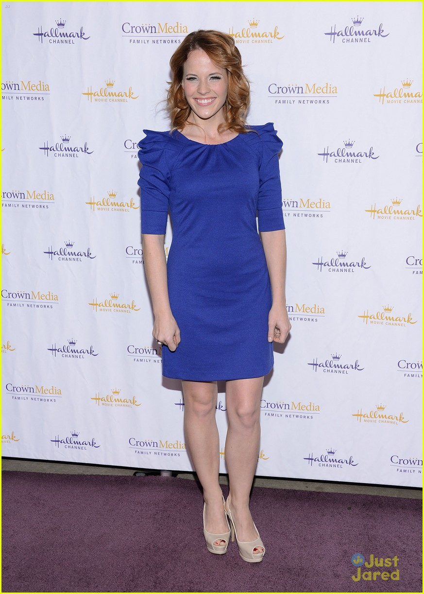 katie leclerc hallmark party 03