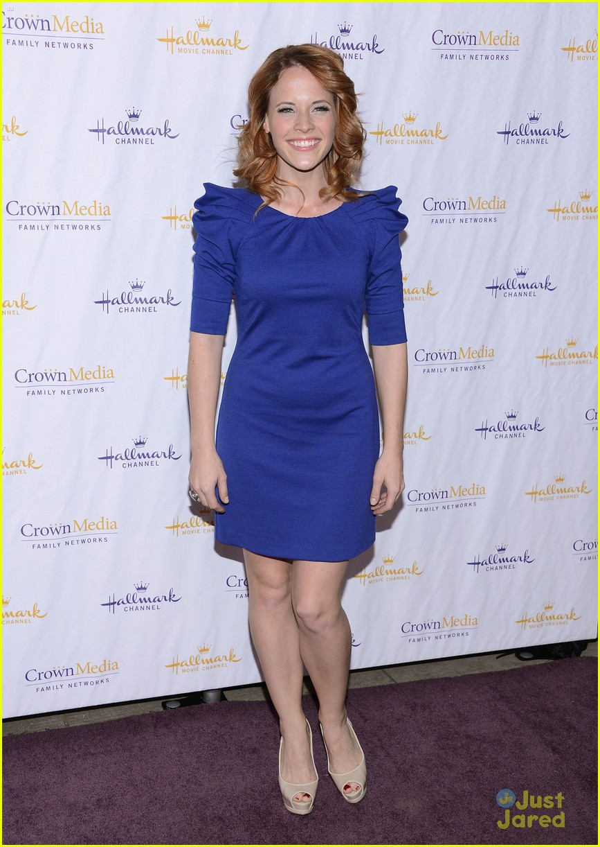 katie leclerc hallmark party 06