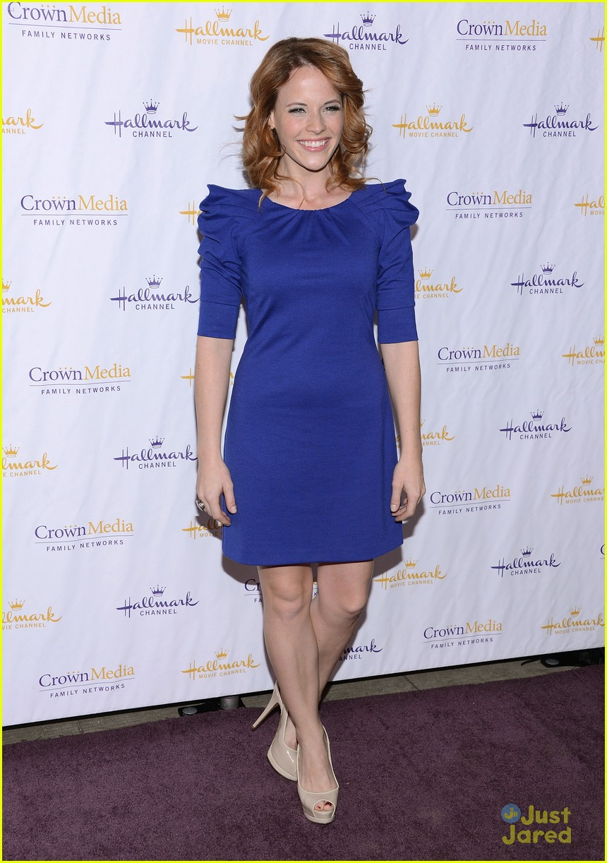 katie leclerc hallmark party 07