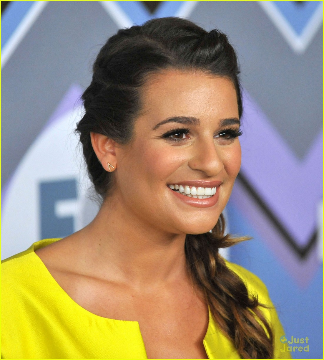 lea michele melissa benoist fox tca party 08