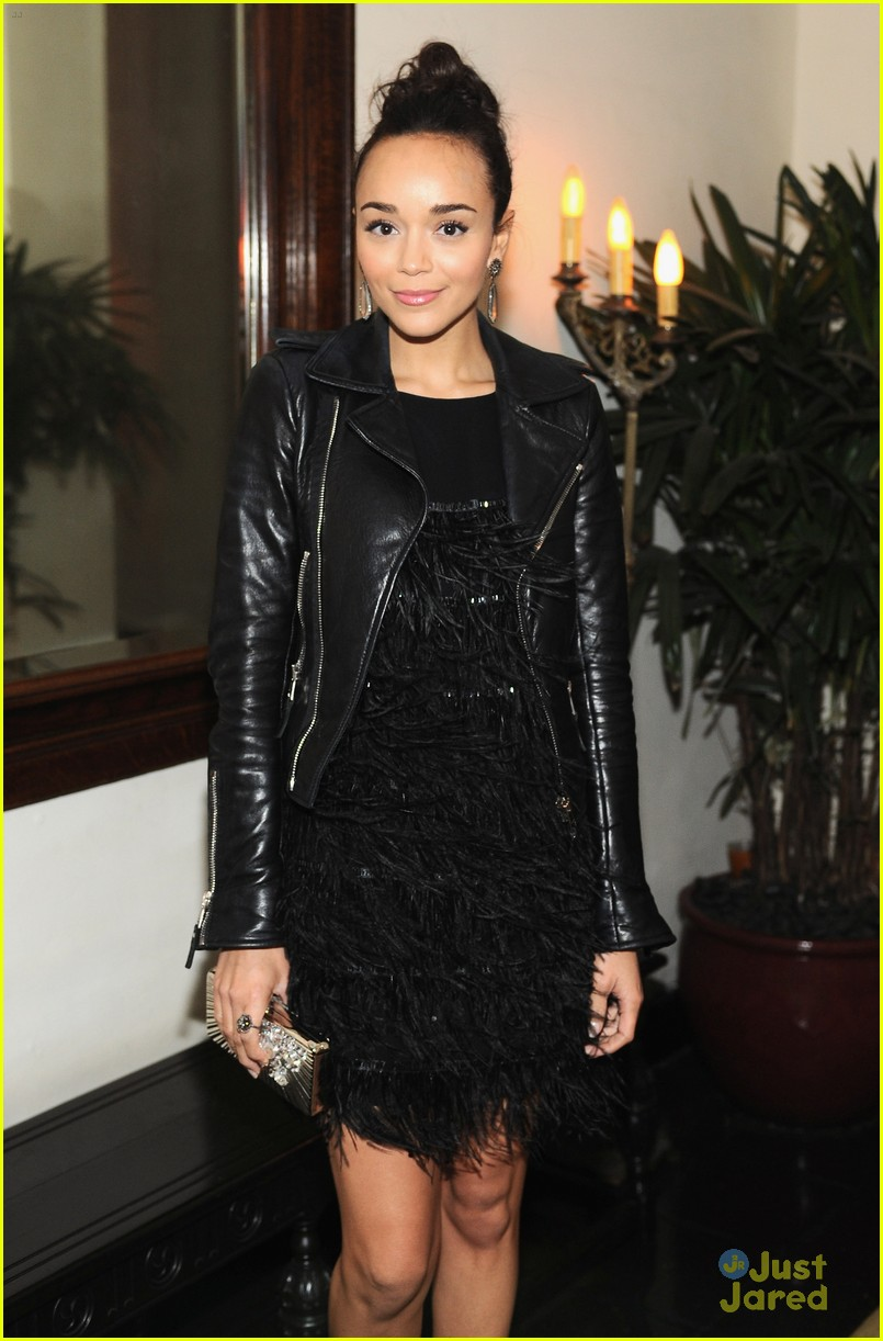 ashley madekwe heaven gala 09