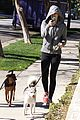 Miley-dogs miley cyrus dog walk monday 06
