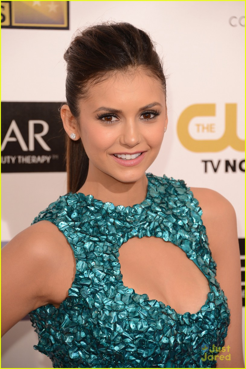 nina dobrev ian somerhalder paul cory critics choice 15