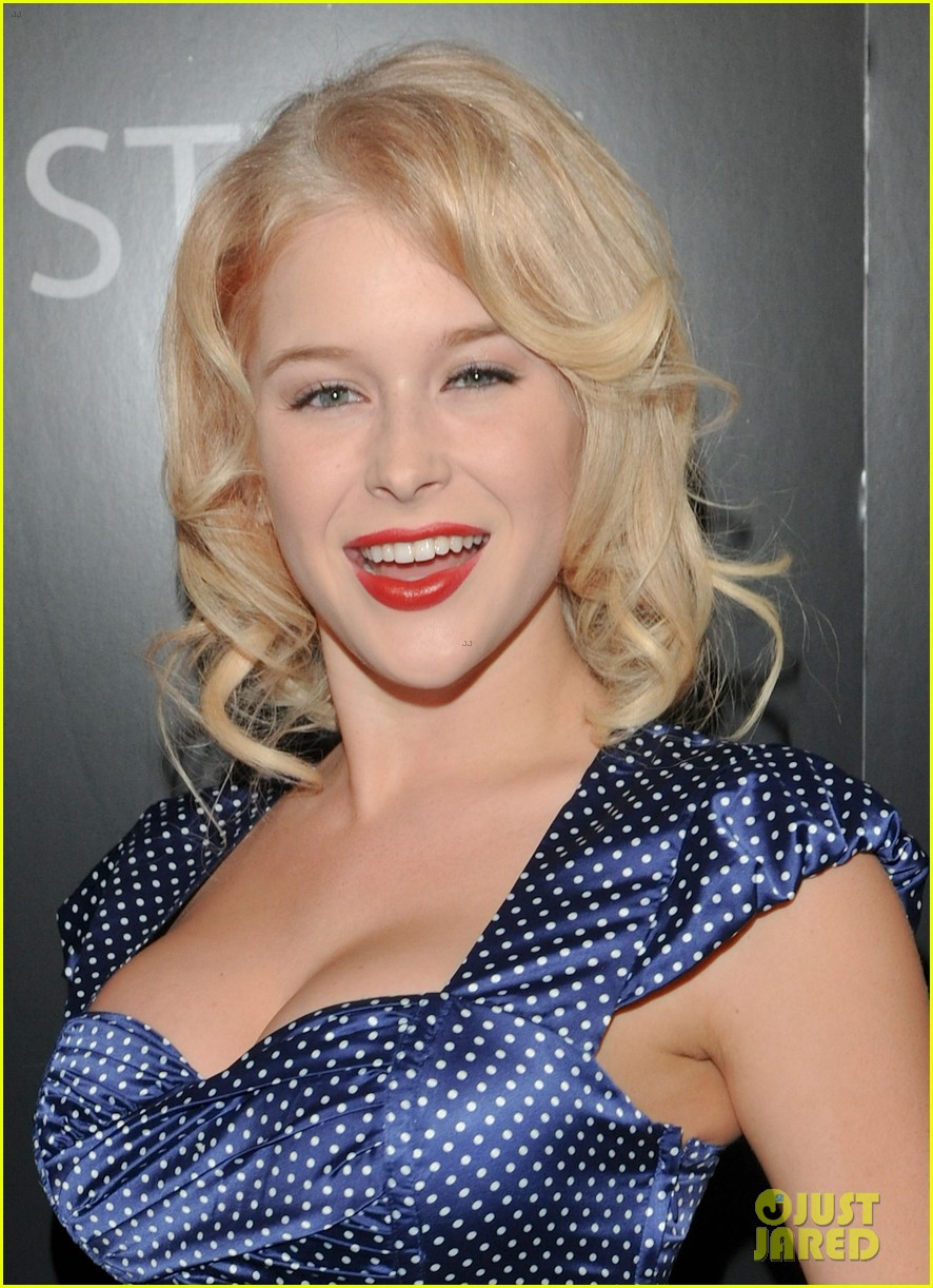 renee olstead christian serratos 30 years of fashion and film red carpet 15
