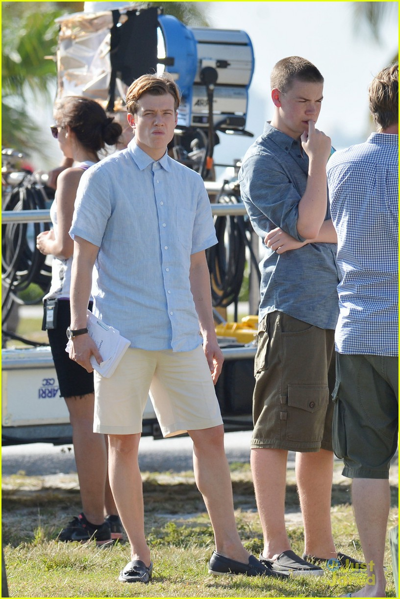 will poulter plastic set 08