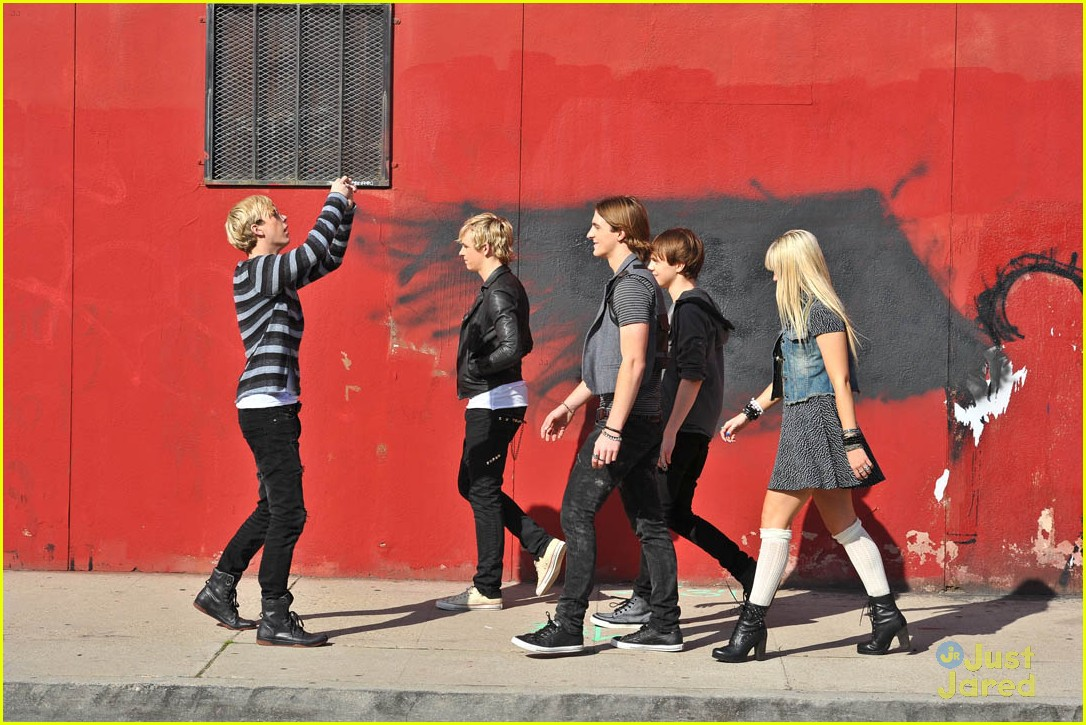 ross lynch r5 loud video 11
