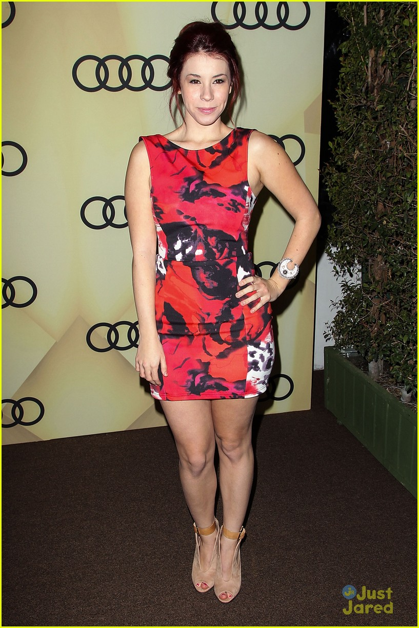 jillian rose reed audi gg party 06