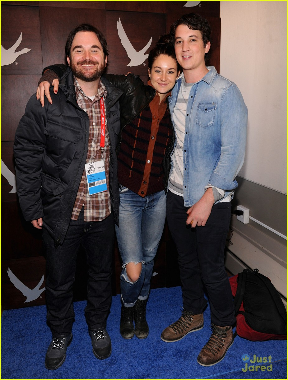 shailene woodley miles teller spectacular sundance 22