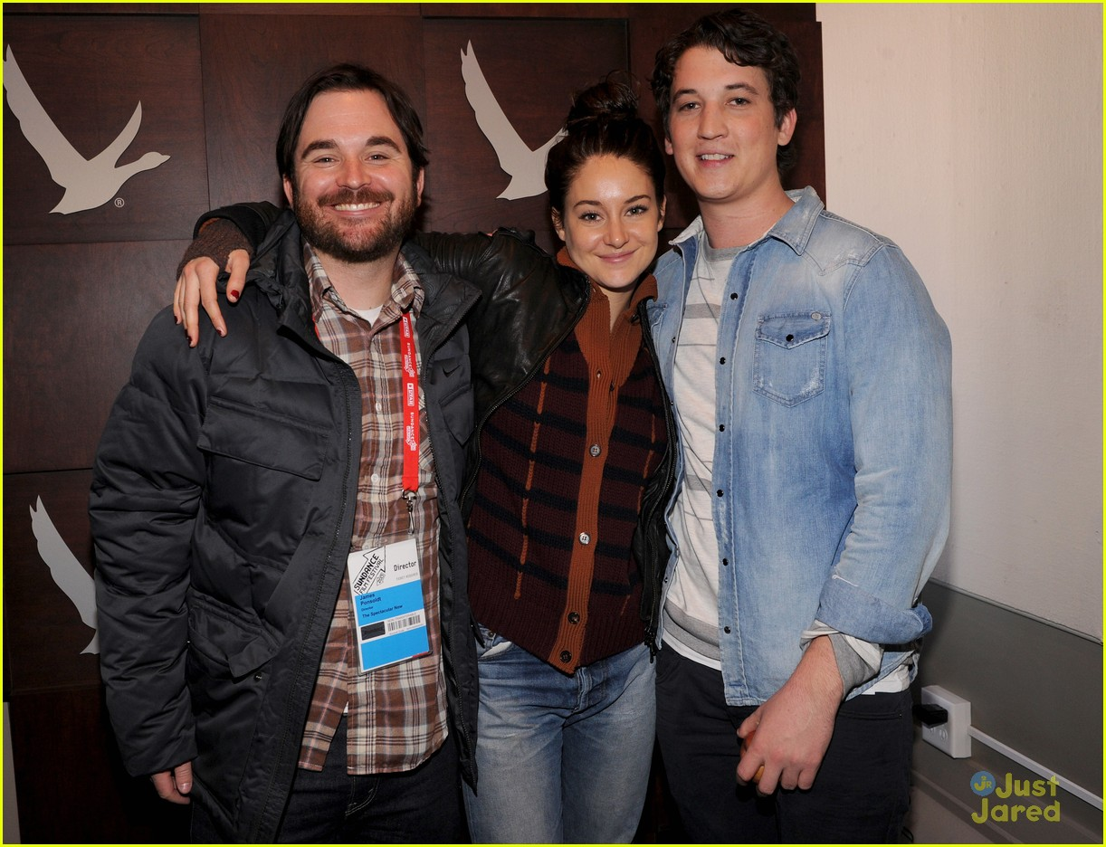 shailene woodley miles teller spectacular sundance 26