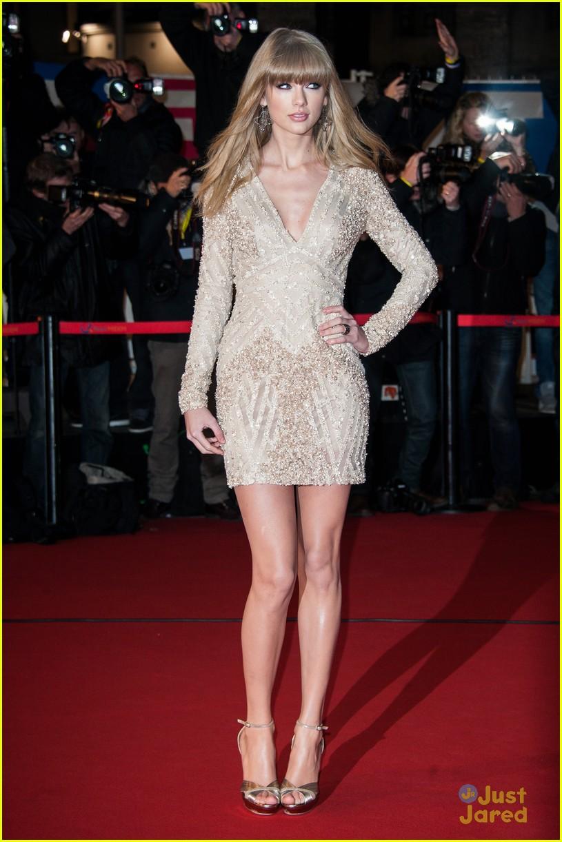 Daydream Stars Taylor Swift Nrj Music Awards 2013