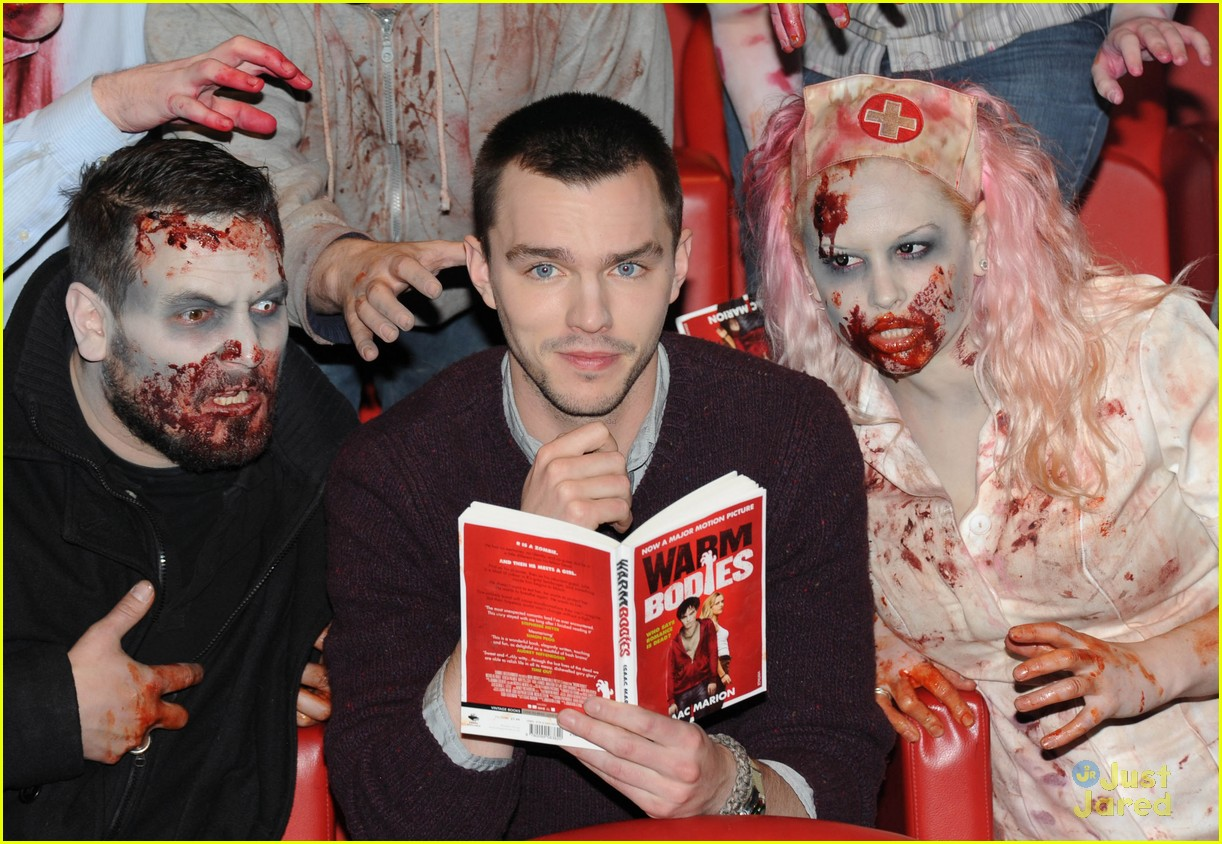 teresa palmer nick hoult london warm bodies 05