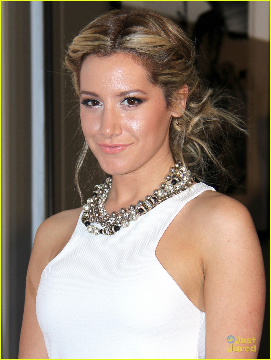 ashley tisdale genlux event 04