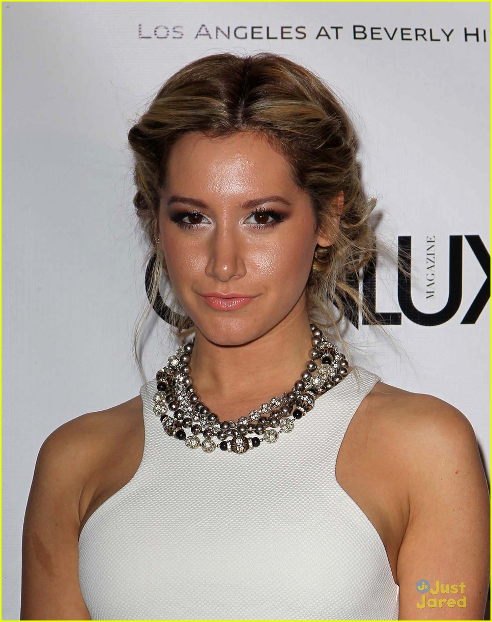 ashley tisdale genlux event 10